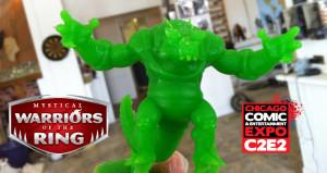 Goliath Green